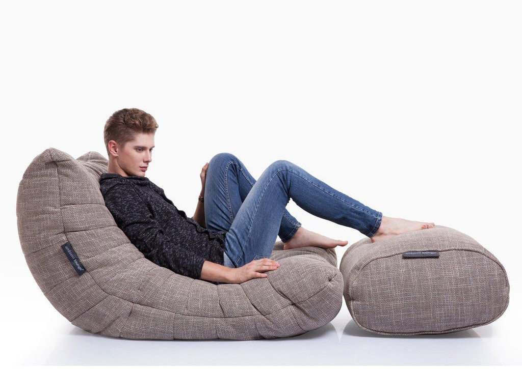 ambient lounge acoustic sofa eco weave
