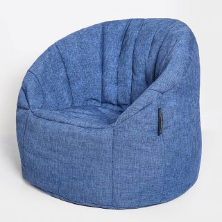 Ambient Lounge Butterfly Sofa - Blue Jazz