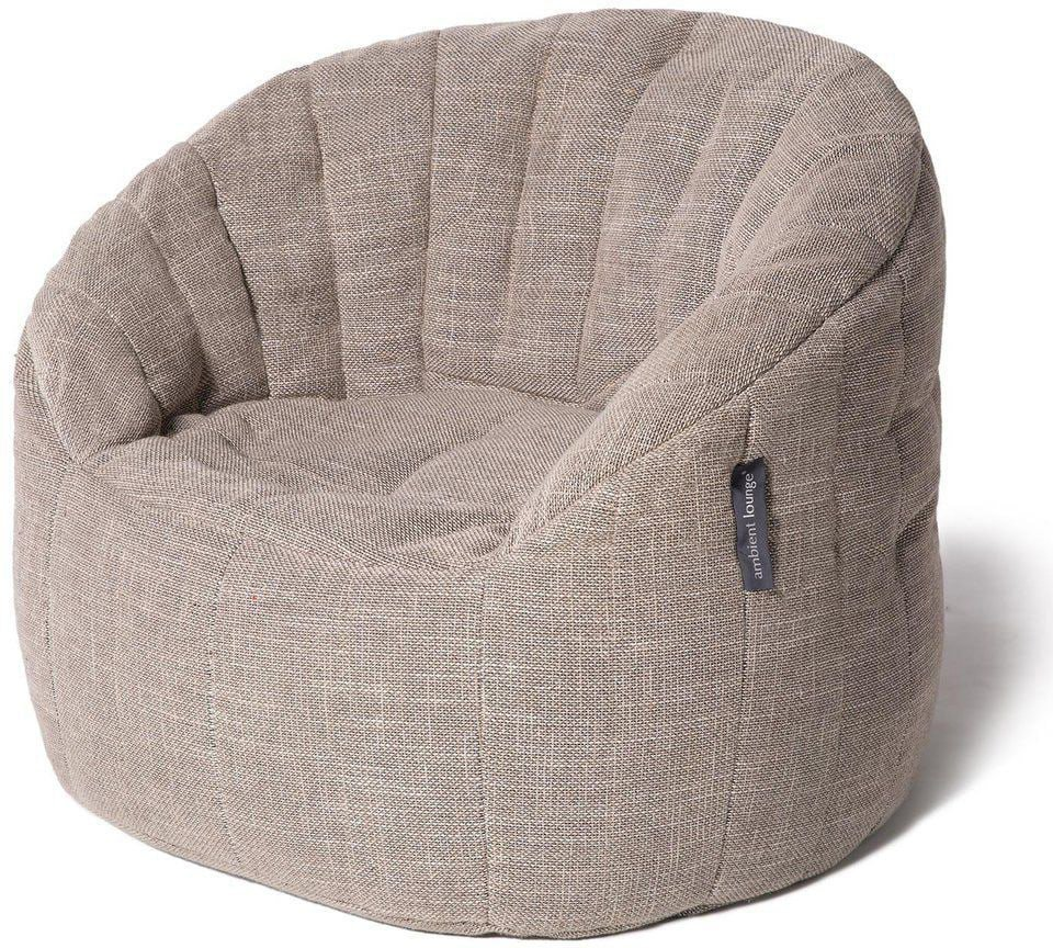 ambient lounge butterfly sofa eco weave