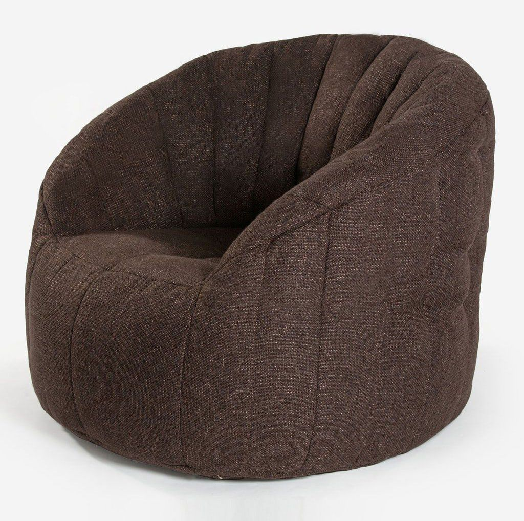 Ambient Lounge Butterfly Sofa - Hot Chocolate