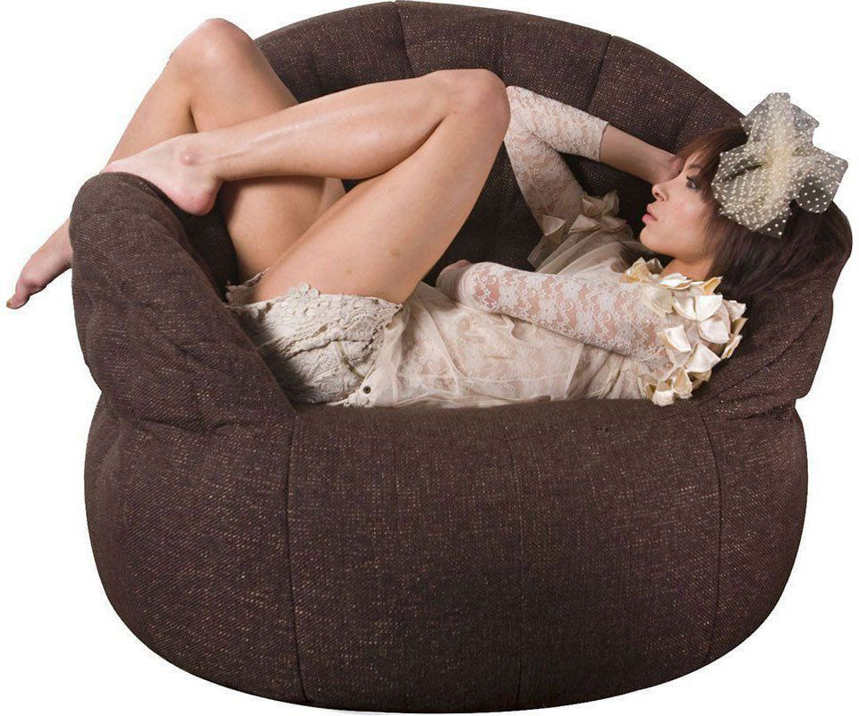 ambient lounge butterfly sofa hot chocolate