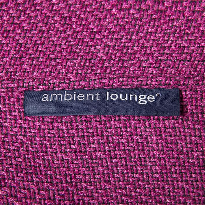 ambient lounge butterfly sofa sakura pink