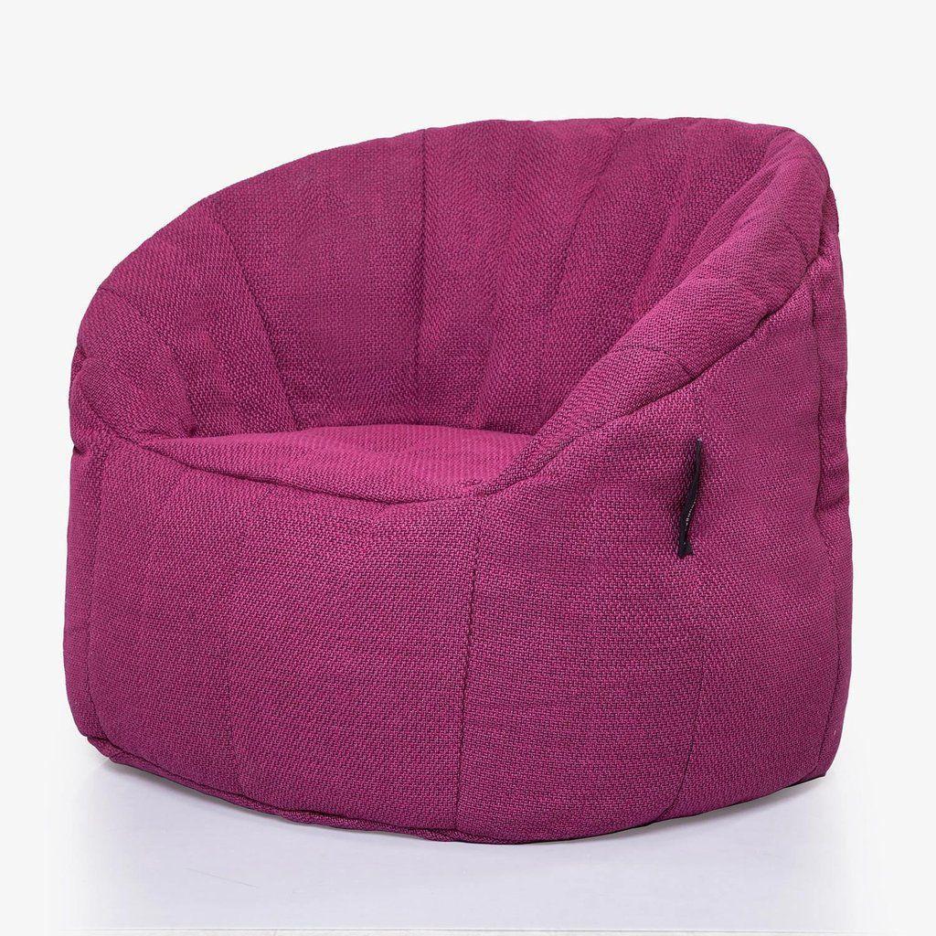 ambient lounge butterfly sofa sakura pink