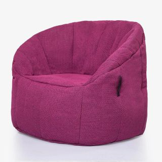 Ambient Lounge Butterfly Sofa - Sakura Pink