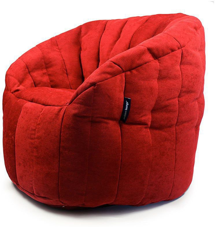 Ambient Lounge Butterfly Sofa - Wildberry Deluxe