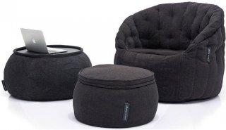 Ambient Lounge Designer Set Contempo Package - Black Sapphire