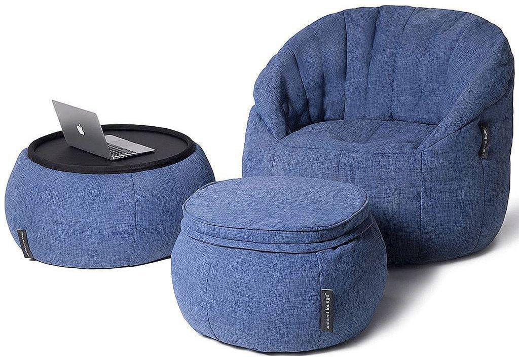 ambient lounge designer set contempo package blue jazz