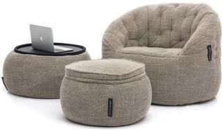 Ambient Lounge Designer Set Contempo Package - Eco Weave