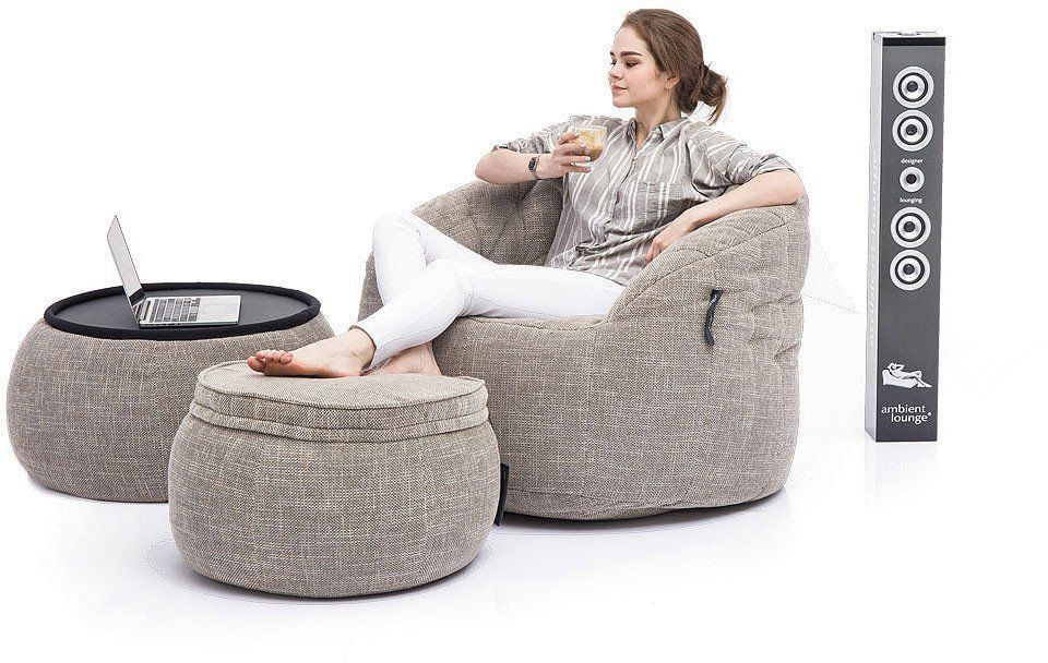 ambient lounge designer set contempo package eco weave