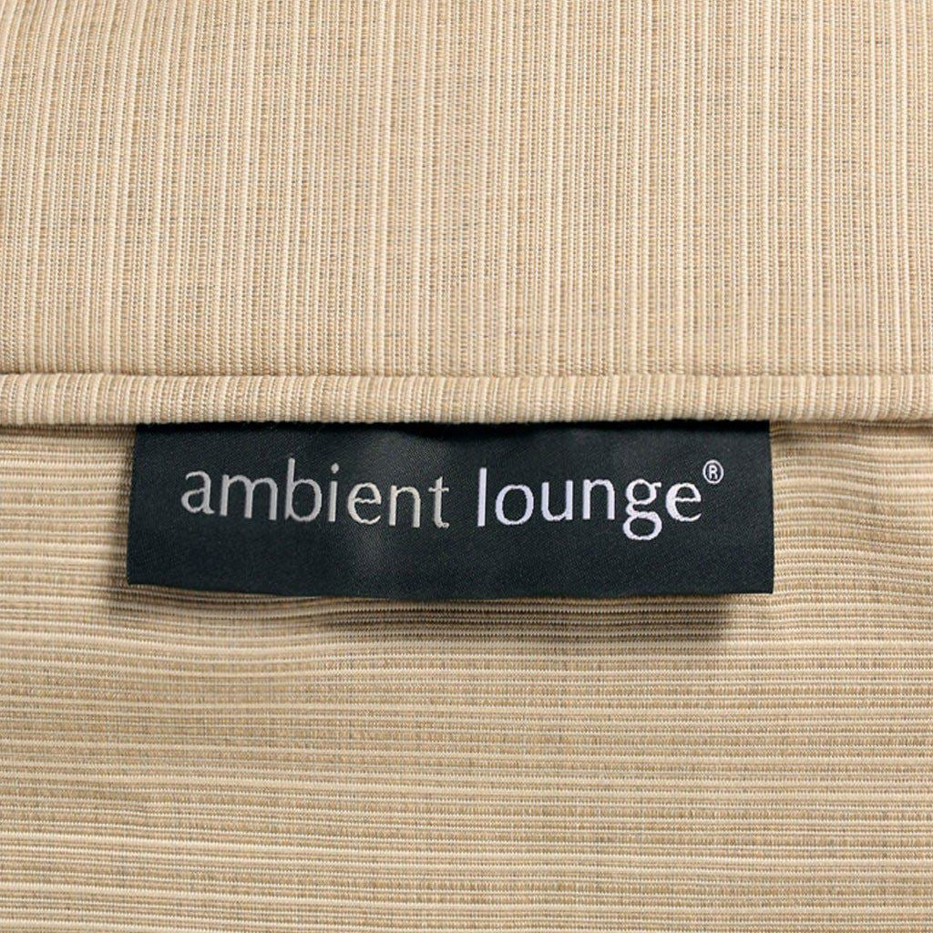 ambient lounge outdoor poef wing ottoman mudhoney dune