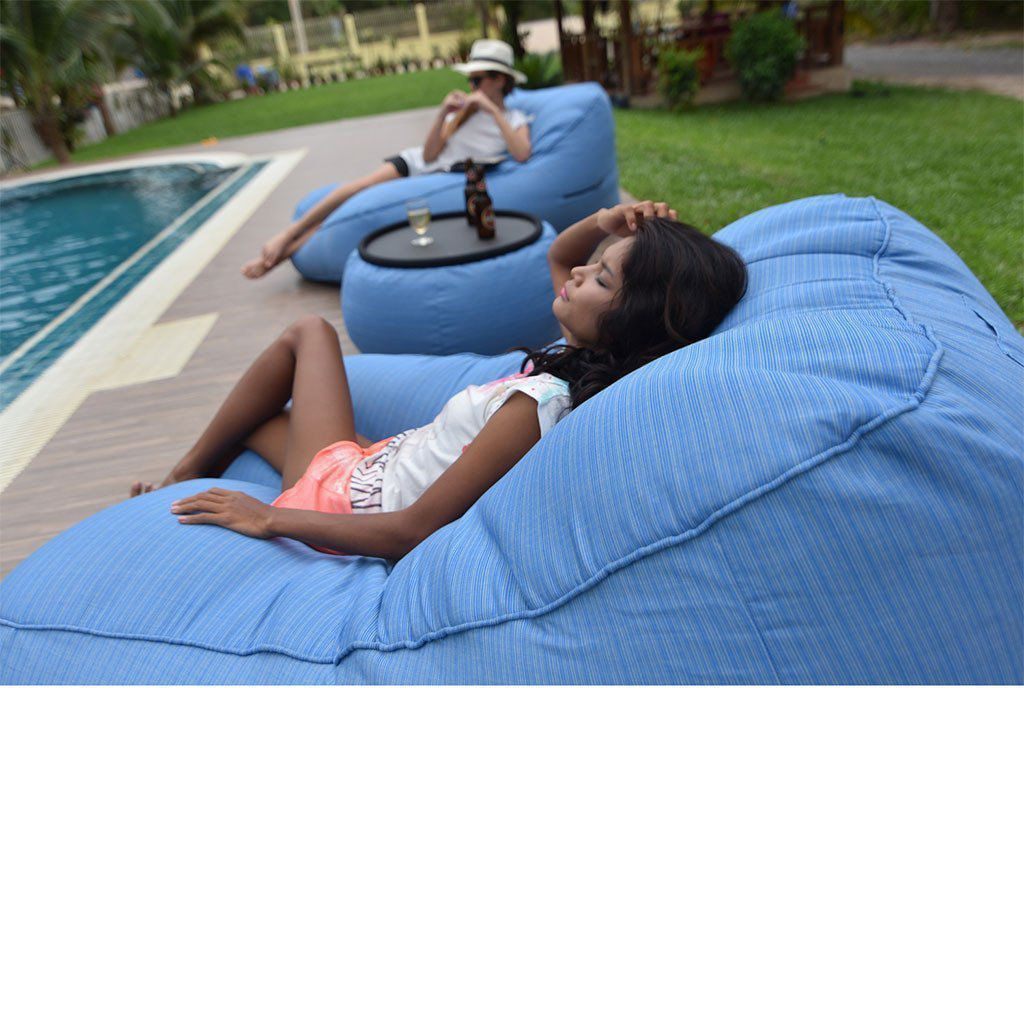 ambient lounge outdoor satellite twin sofa oceana