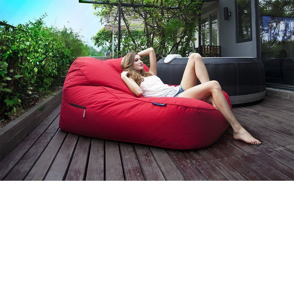ambient lounge outdoor satellite twin sofa rising sun