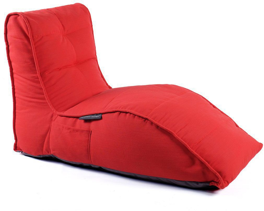 ambient lounge outdoor sunbrella avatar sofa crimson vibe