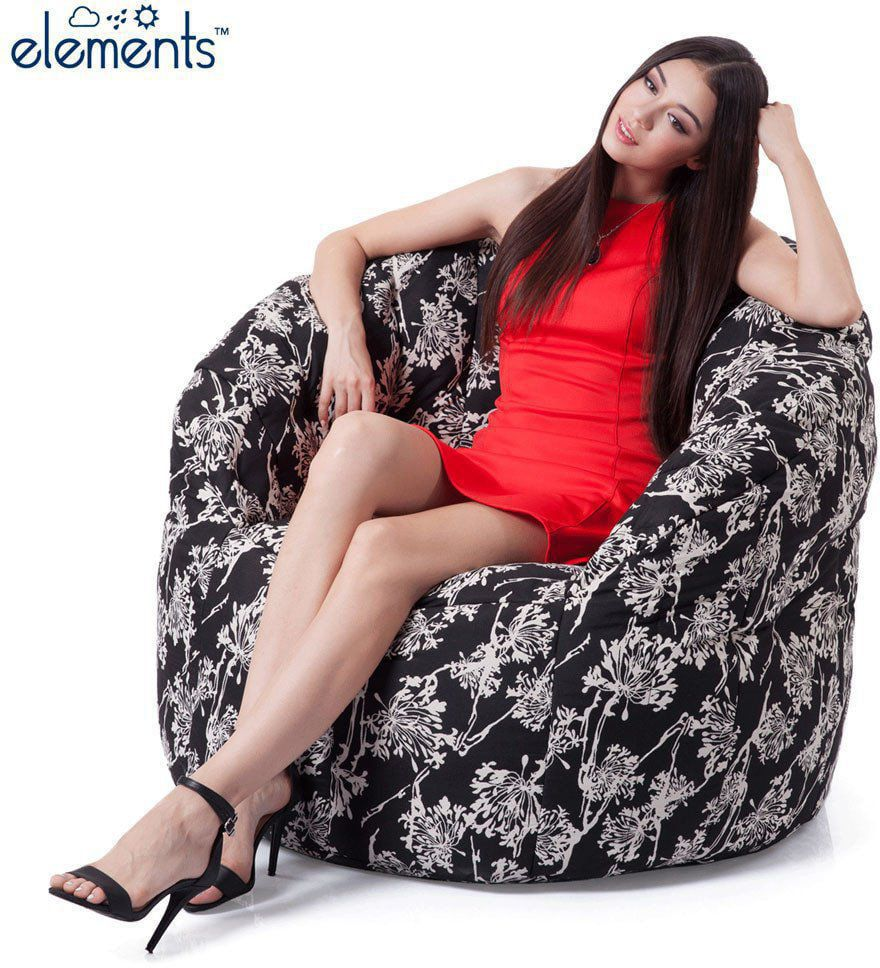 ambient lounge outdoor sunbrella butterfly sofa nightbloom