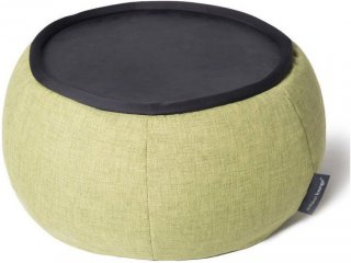Ambient Lounge Poef Versa Table - Lime Citrus