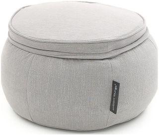 Ambient Lounge Poef Wing Ottoman - Keystone Grey