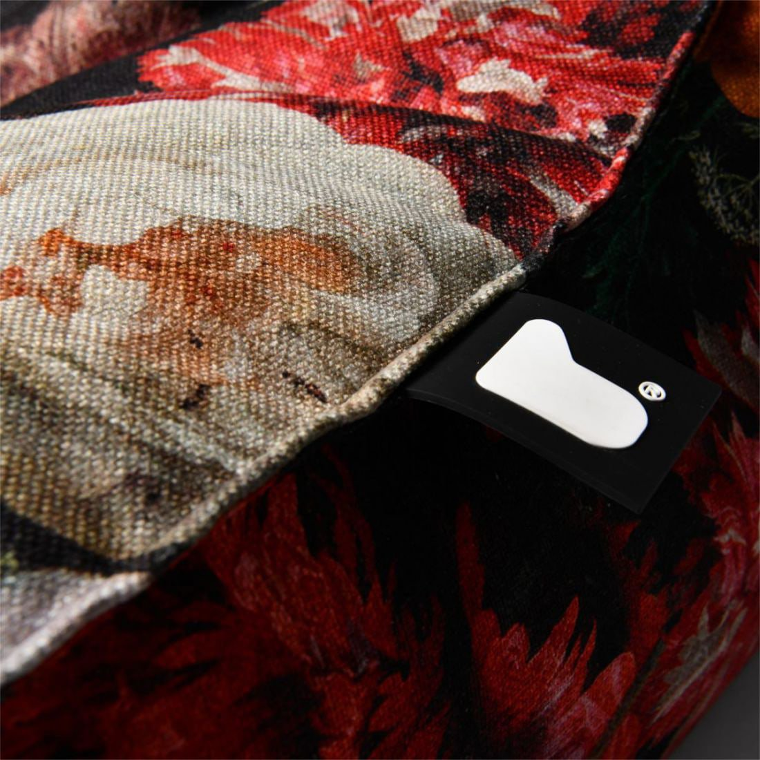 extreme lounging bbag mightyb indoor zitzak fashion floral