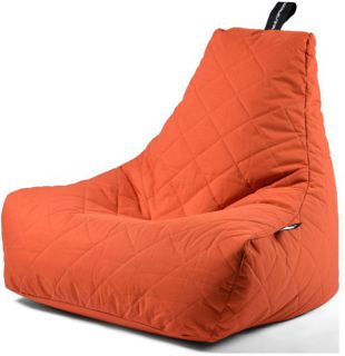 Extreme Lounging B-Bag Mighty-B Zitzak Quilted - Oranje