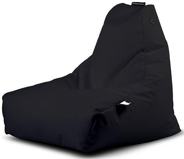 extreme lounging bbag minib kinder zitzak zwart