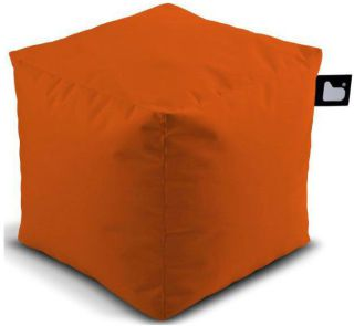 Extreme Lounging B-Box Poef - Oranje