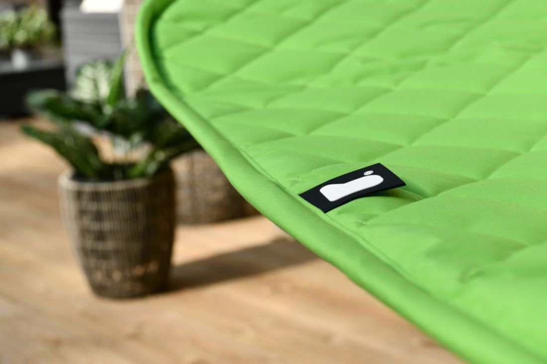 extreme lounging bhammock set hangmat lime
