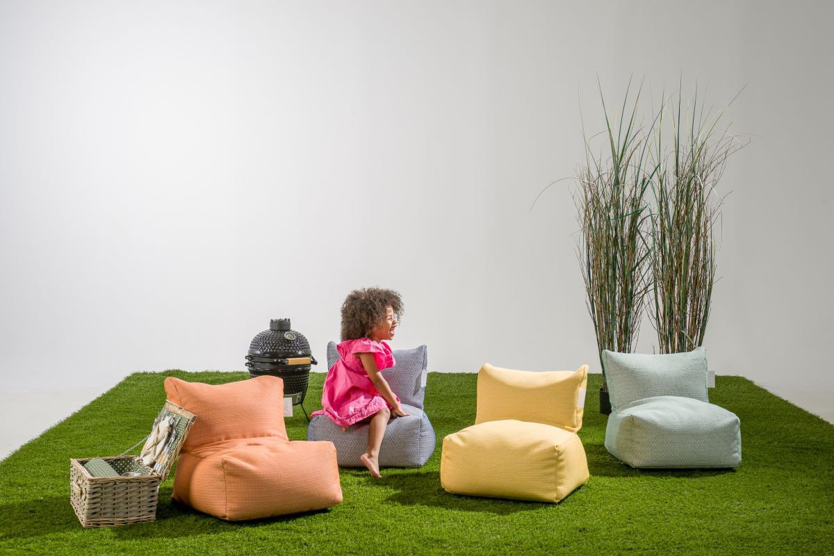 laui lounge colour kids outdoor spring green