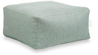 Laui Lounge Poef Color Square Outdoor - Spring Green