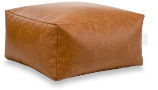 Laui Lounge Poef Loft Square Outdoor - Saddle