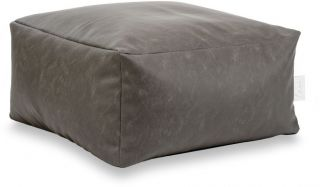 Laui Lounge Poef Loft Square Outdoor - Stone Grey
