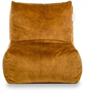Laui Lounge Velvet Adult Indoor - Gold
