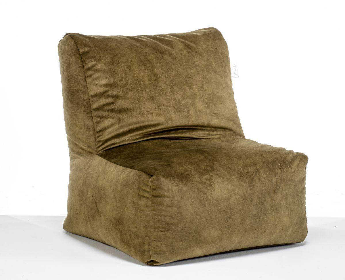 laui lounge velvet adult indoor moss