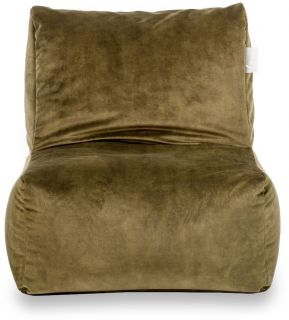 Laui Lounge Velvet Adult Indoor - Moss
