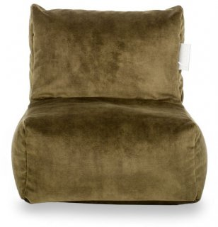 Laui Lounge Velvet Kids Indoor - Moss