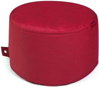 Outbag Poef Rock Plus - rood