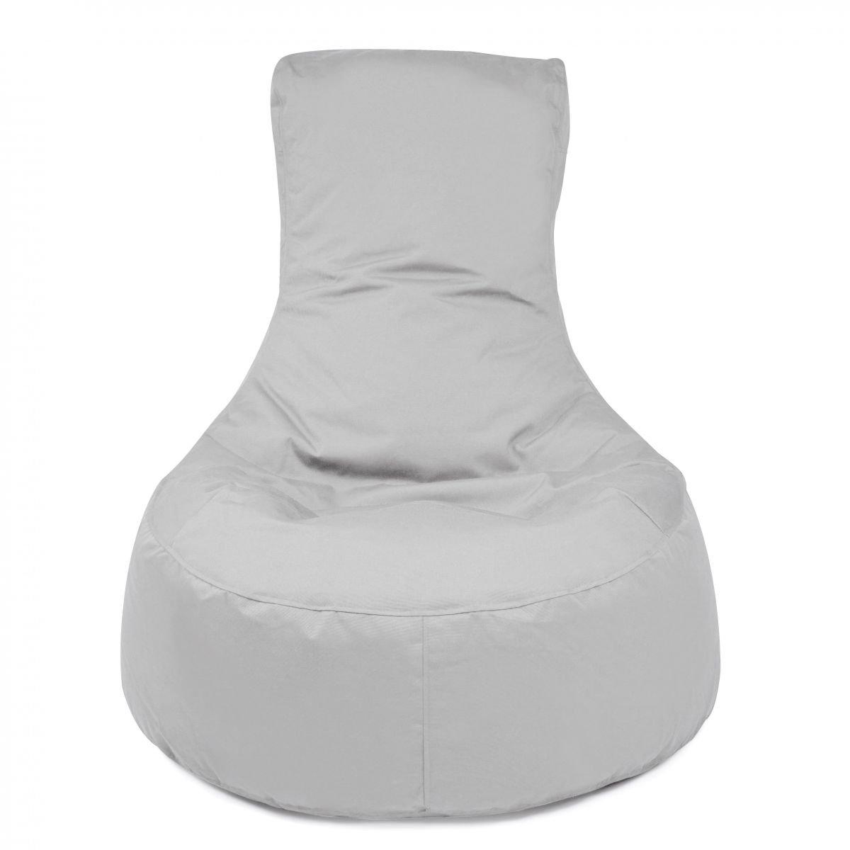 outbag zitzak slope plus coolgrey