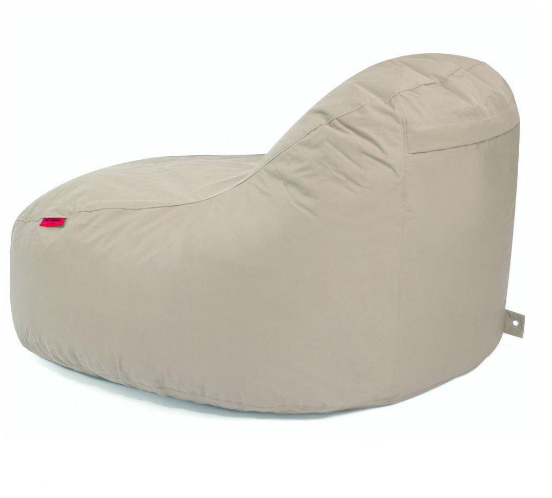 outbag zitzak slope xl plus beige