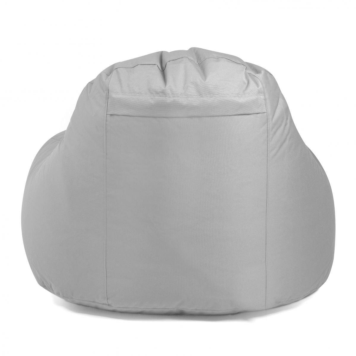 outbag zitzak slope xl plus coolgrey