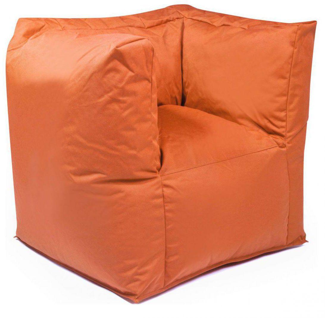 Outbag Zitzak Valley Plus - oranje