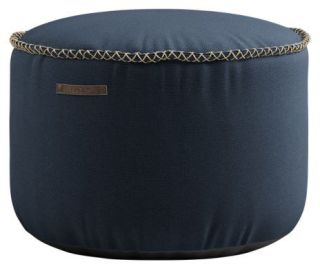 SACKit Poef RETROit Cura Drum - Dark Blue