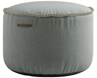 SACKit Poef RETROit Cura Drum - Grey