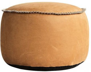Sackit RETROit Poef Dunes Drum - Cognac