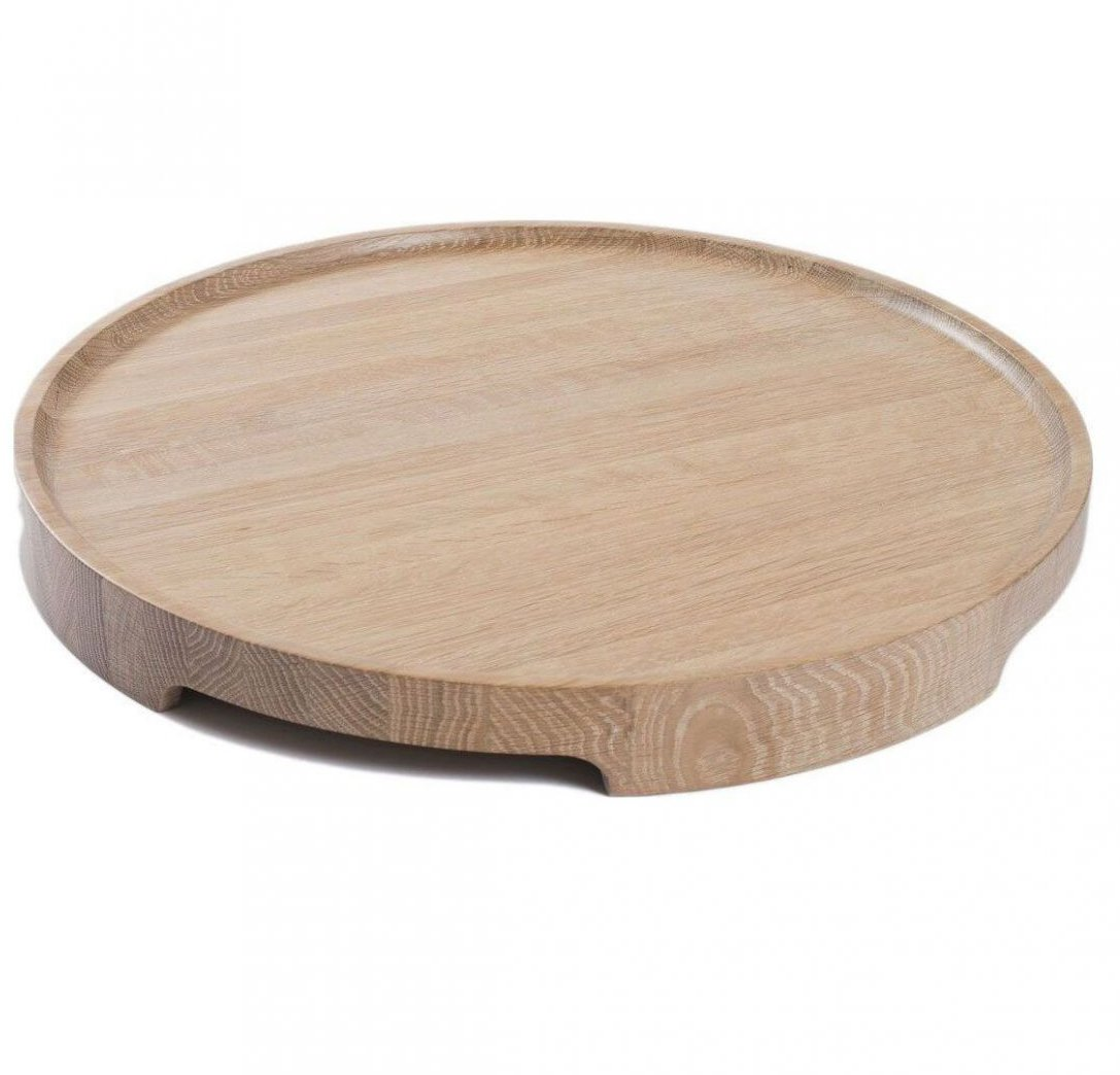 SACKit - TRAYit Dienblad White Stained Oak