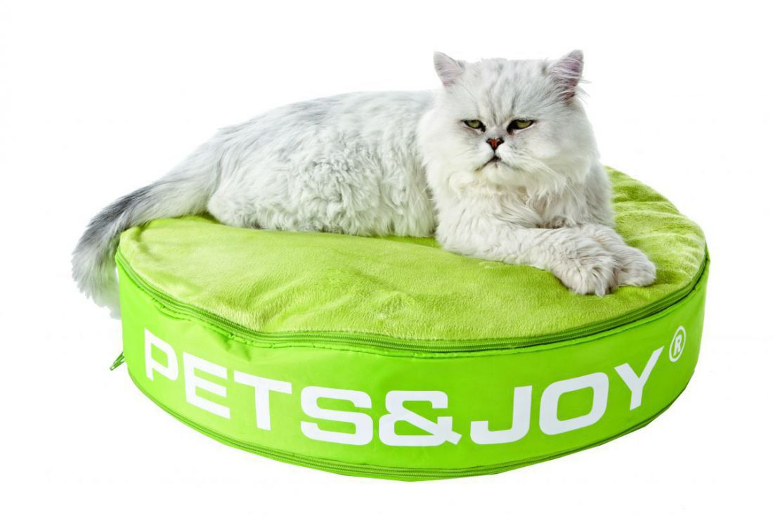 sitjoy cat bed aqua