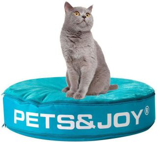 Sit&joy Cat Bed - Aqua