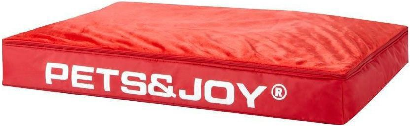 sitjoy dog bed large rood