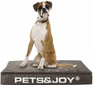 Sit&joy Dog Bed Large - Taupe