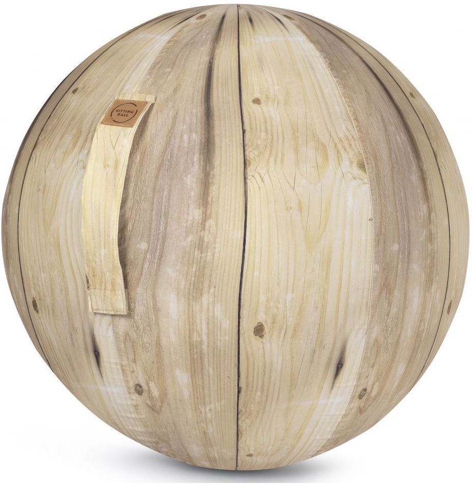 sitting ball zitbal oak 65 cm beige