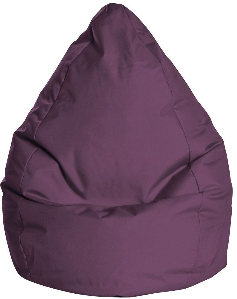 sitting point beanbag brava xxl paars