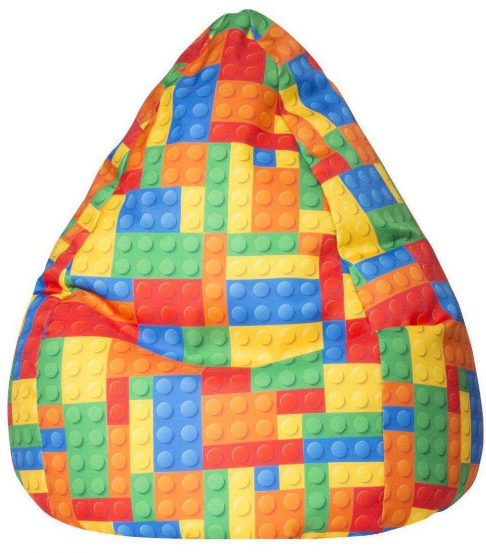 sitting point beanbag bricks xl