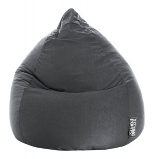 Sitting Point BeanBag Easy XL - Antraciet